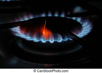 gas, sfavillante