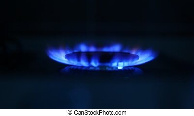 gas - kitchen