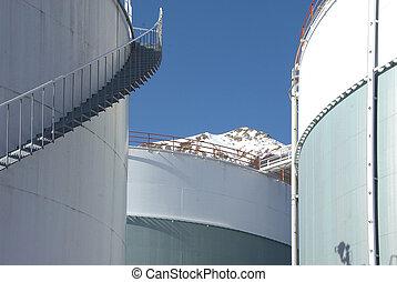 gasoil storage