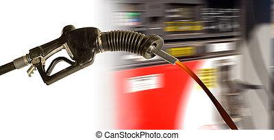 Gasoline Pump.