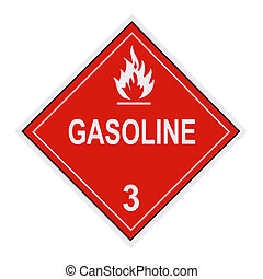 Gasoline Warning Label - United States Department of...