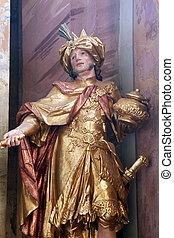 Gaspar, Biblical Magi