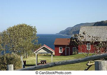 Gaspesian house
