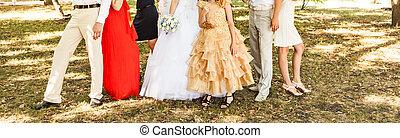 gasten, trouwfeest