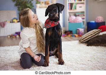 gasto, hogar, perro, tiempo