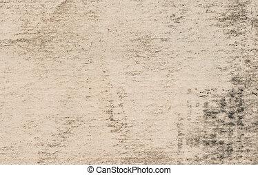 gasto, texture., papel, fundo, grungy, envelhecido, pergaminho
