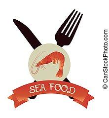 gastronomía, alimento, mar