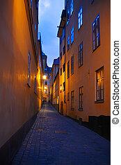 gata, stockholm