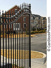 Gated Community - New gated community with focus on the...