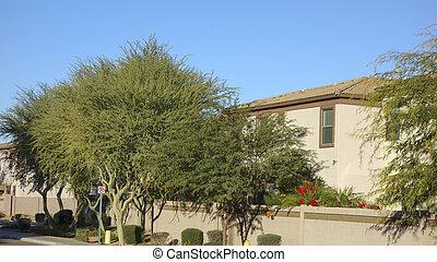 Gated Housing Community, Phoenix, AZ
