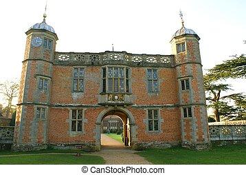 gatehouse, antigas