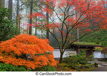 Gateway to Portland Japanese Garden
