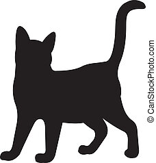 gato, vetorial