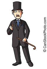 Gatsby Man