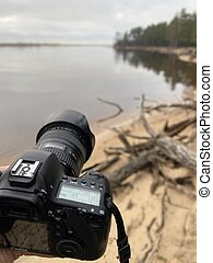 Gauja river Latvia drain into Baltic Sea