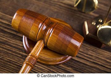 gavel, escalas, justiça