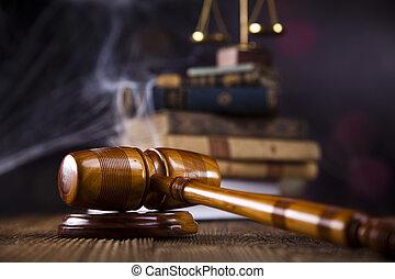gavel, justiça, escalas