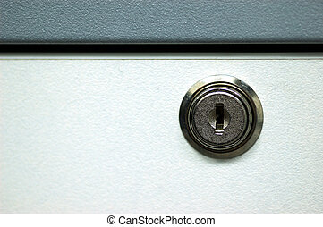 gaveta, fechadura