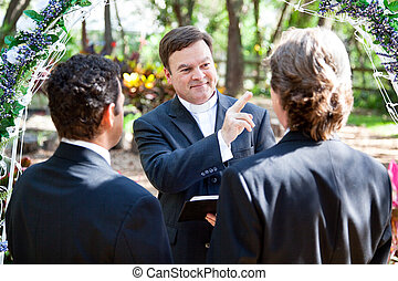 Gay Marriage - Ministers Blessing
