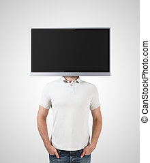 gay with TV