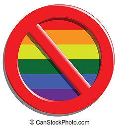 gays, fermata