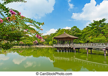 Gazebo in Nara
