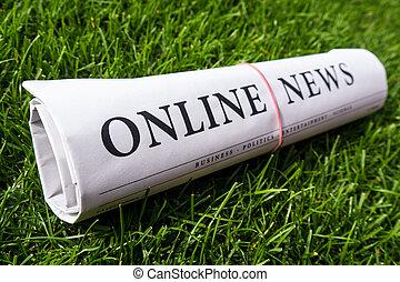 gazeta, nowość, online
