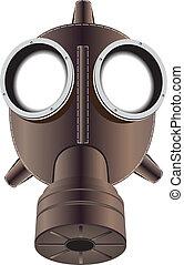 gazowa maska