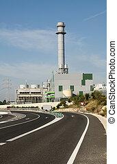 gazowa przetwórnia
