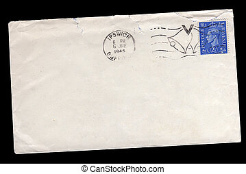 GB George VI Envelope
