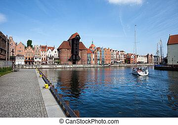 gdansk, cityscape