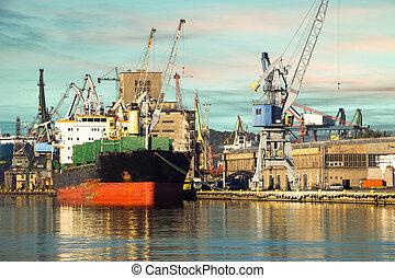 gdansk, havn