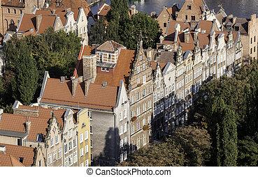 Gdansk, Pologne