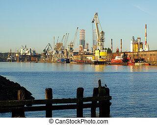 gdansk, port