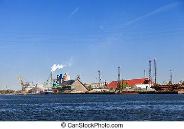 gdansk, porto