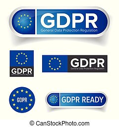 GDPR - EU General data protection regulation - GDPR -...