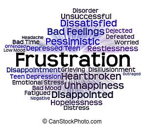 geërgerd, woord, middelen, wordclouds, infuriated,...