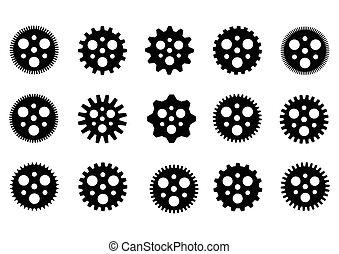 gear collection machine gear - gear collection machine...