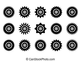 gear collection machine gear