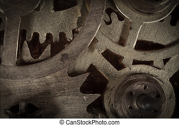 gear mechanism 24