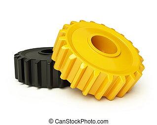 gear plastic