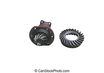 gear unit intermediate shaft