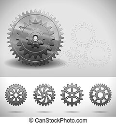 Gear Wheels, Cogwheels