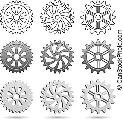 Gear wheels