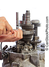 gearbox service