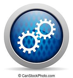 gears, значок