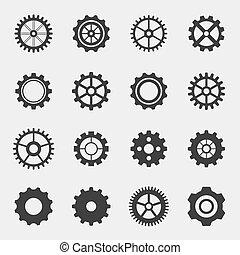 gears., 別, タイプ
