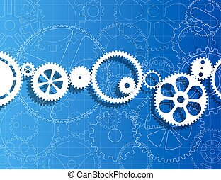 Gears And Blueprint
