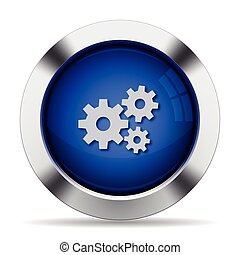 Gears button