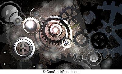 gears concept.